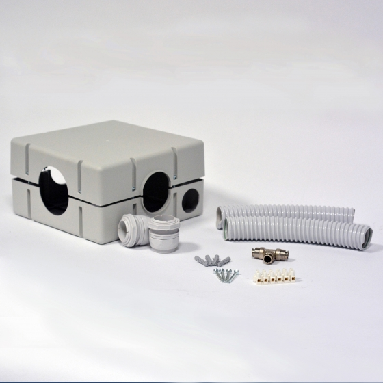 Gallery - EMPTY PLASTIC OFFSHOOT BOX – T CONNECTION - 1