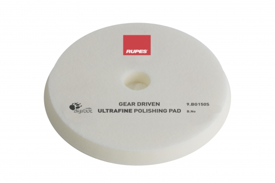 Gallery - Velcro polishing foam pad Ultra Fine – Mille Ø 130/140mm 16 pcs - 1