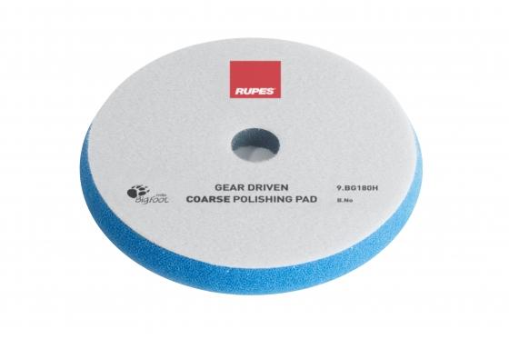 Gallery - Velcro polishing foam pad Coarse – Mille Ø 150/165mm 50 pcs - 1