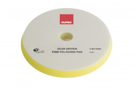 Gallery - Velcro polishing foam pad Fine – Mille Ø 150/165mm 16 pcs - 1