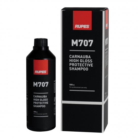 Gallery - M707 CARNAUBA HIGH GLOSS PROTECTIVE SHAMPOO 500 ml - 1