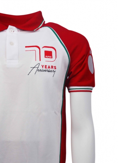 Gallery - RUPES Polo shirt 70st. Anniversary - 2