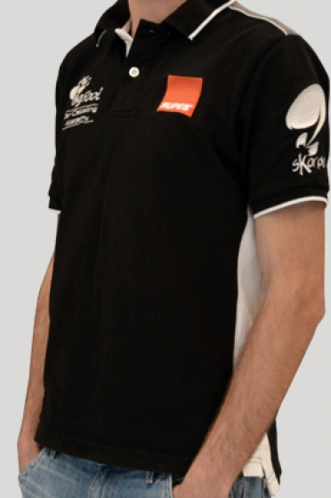 BigFoot Academy Polo black line (Large) - photo 1