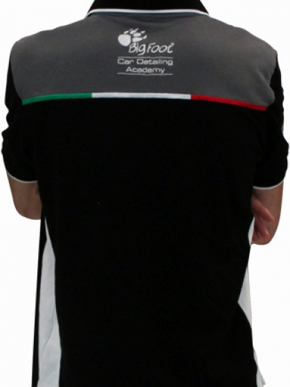 BigFoot Academy Polo black line (Large) - photo 3