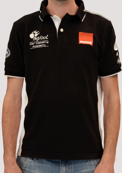 BigFoot Academy Polo black line (Large) - photo 2