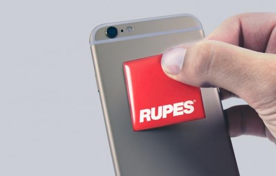 RUPES 3D STICKER (4 sheets of 4 pcs.) - photo 1