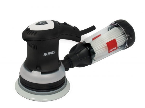 Gallery - RANDOM ORBITAL PALM SANDER ER123TES Ø 125mm VELCRO ORB 3mm WITH FILTER UNIT - 1