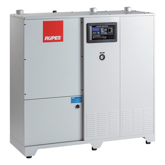 TURBINA HE501 3kW –  4HP 400V 50Hz WITH INVERTER - photo 1