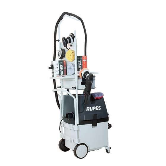 Gallery - MOBILE VACUUM CLEANER KS260EN WITH STATION SYSTEM - 3