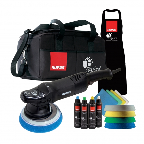 Gallery - RANDOM ORBITAL POLISHER LHR21ES BIGFOOT 230V KIT HG - 1