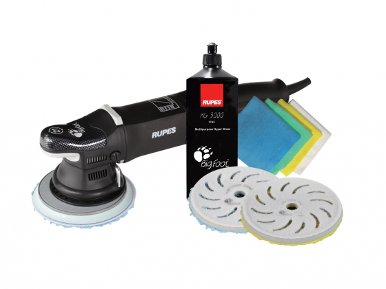 RANDOM ORBITAL POLISHER LHR21 Mark II BIGFOOT 230V KIT HG - 1