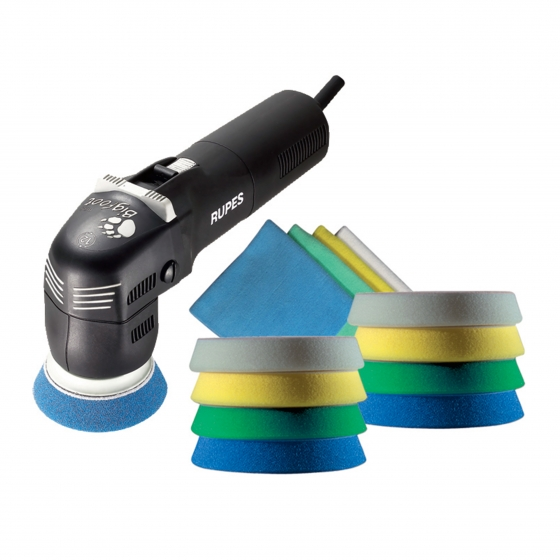 MINI RANDOM ORBITAL POLISHER LHR75E BIGFOOT  KIT STF - photo 1