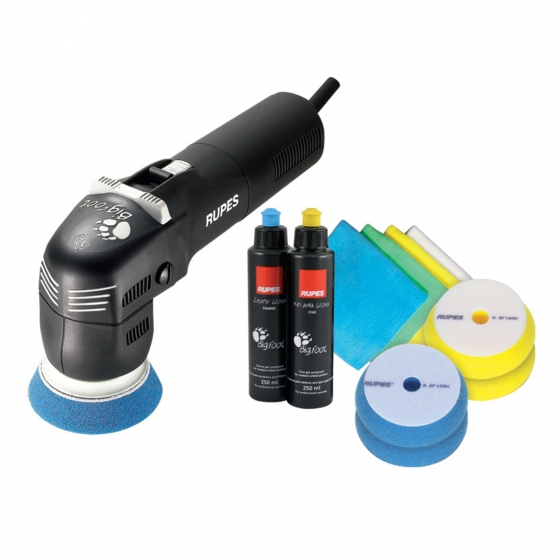 MINI RANDOM ORBITAL POLISHER LHR75E BIGFOOT  KIT STN - photo 1