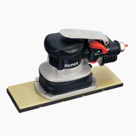 PNEUMATIC ORBITAL PALM SANDER RE21ALN 70X198VELCRO ORB 3mm - 1