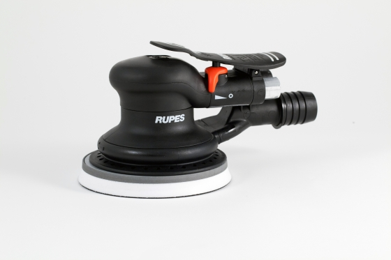 Gallery - SKORPIO III RANDOM ORBITAL PALM SANDER CENTRAL VACUUM Ø 125mm VELCRO ORB 9mm - 2