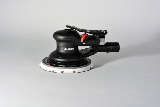 Gallery - SKORPIO III RANDOM ORBITAL PALM SANDER CENTRAL VACUUM Ø 150mm VELCRO ORB 6mm - 1