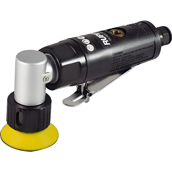 PNEUMATIC MINI RANDOM ORBITAL SANDER TA50 Ø 50mm ORB 3mm - photo 1