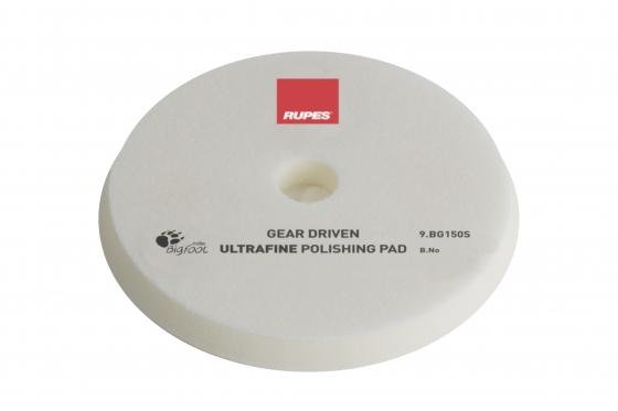 Gallery - Velcro polishing foam pad Ultra Fine – Mille Ø 130/140mm 16 pcs - 1