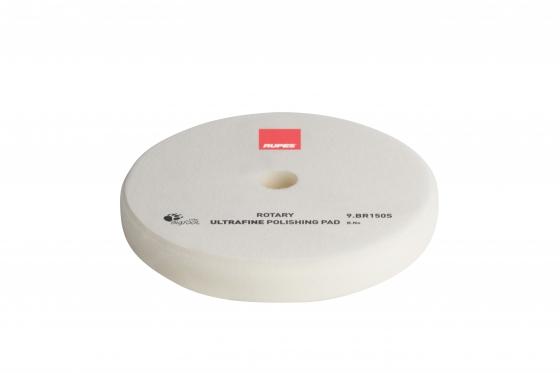 Gallery - Velcro polishing foam pad Ultra Fine – Rotary Ø 130/135mm 2 pcs - 1