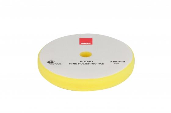 Gallery - Velcro polishing foam pad Fine – Rotary Ø 155/160mm 50 pcs - 1