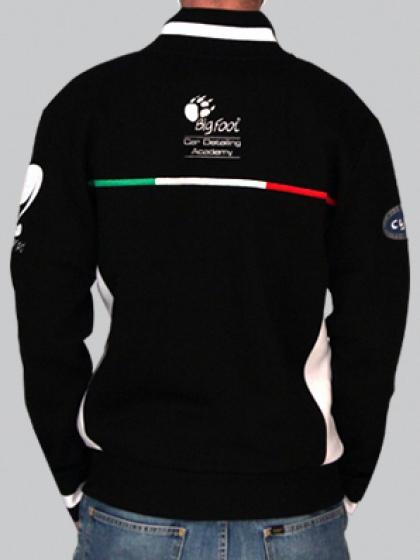 Gallery - BigFoot Sweatshirt black line (2 Extralarge) - 1